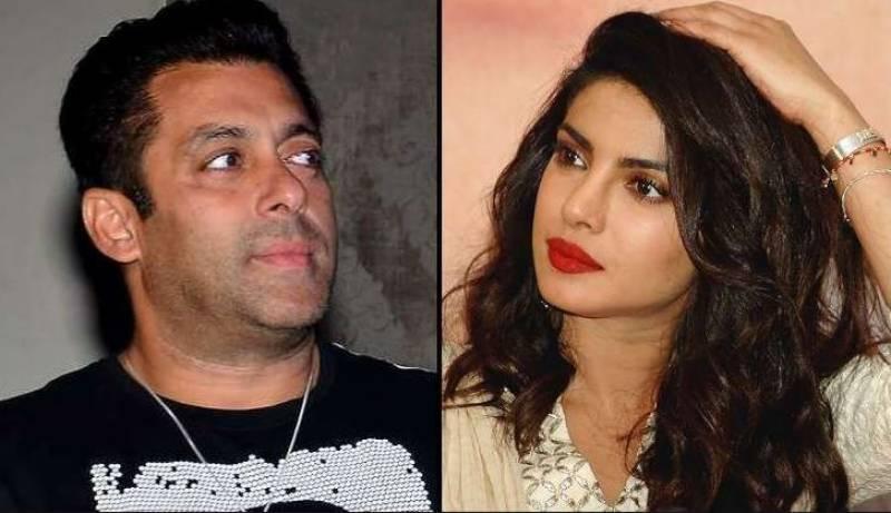 Salman Khan, Priyanka Chopra among top influential personalities