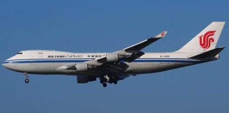 Air China flight returns to Paris after terrorist threat