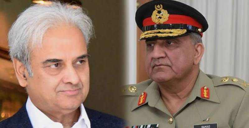 Caretaker PM, Army chief congratulate Pakistanis on successful elections