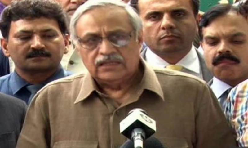 ECP received 675 complaints on polling day: Babar Yaqoob