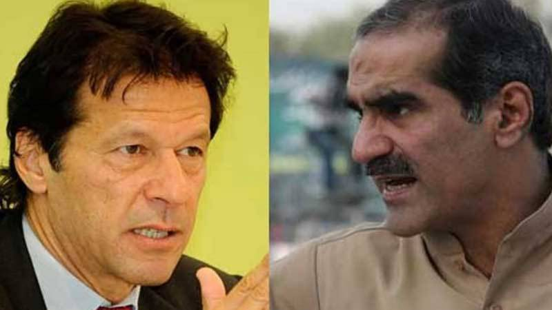 Saad Rafique challenges victory of Imran Khan in Lahore's NA-131