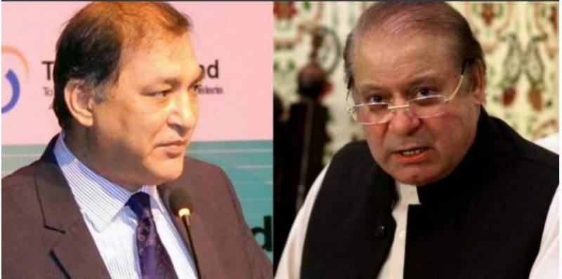 Nawaz Sharif's doctor hospitalised after heart attack
