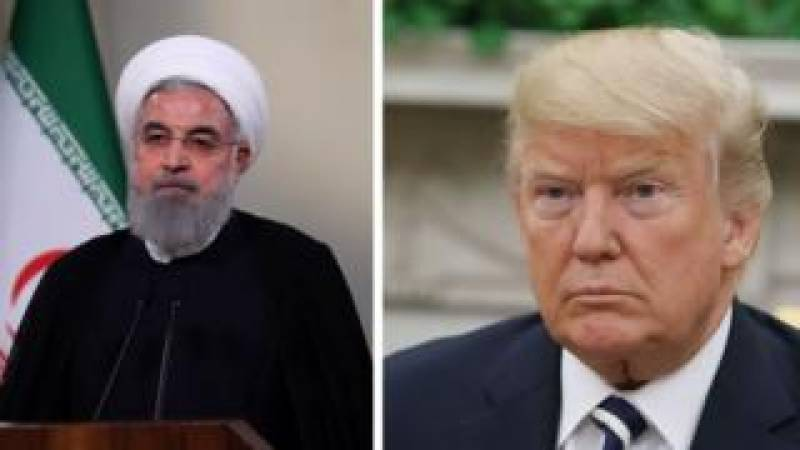 Trump ready to meet Iran's president Rouhani without preconditions