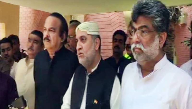 PTI, BNP-M delegations meet to discuss possible alliance