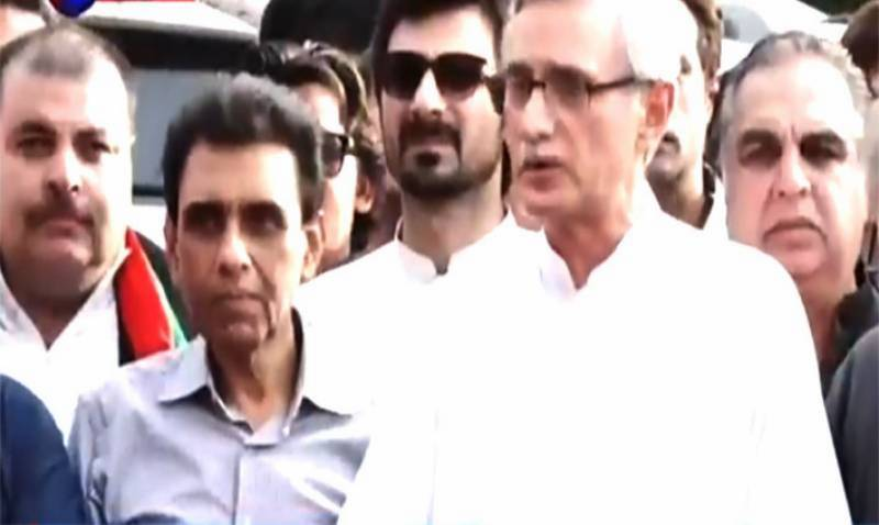 PTI, MQM-P sign agreement for govt formation in Centre