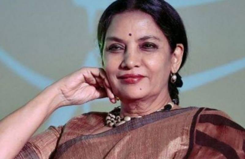 Shabana Azmi says 'War is not an option', wishes better Indo-Pak ties