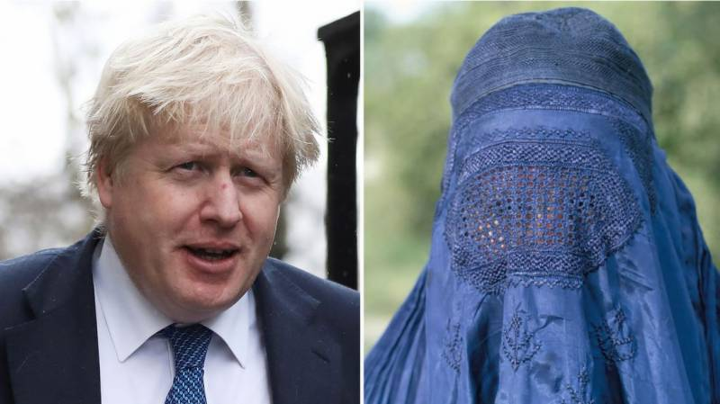 Boris Johnson to face party investigation over burqa remarks