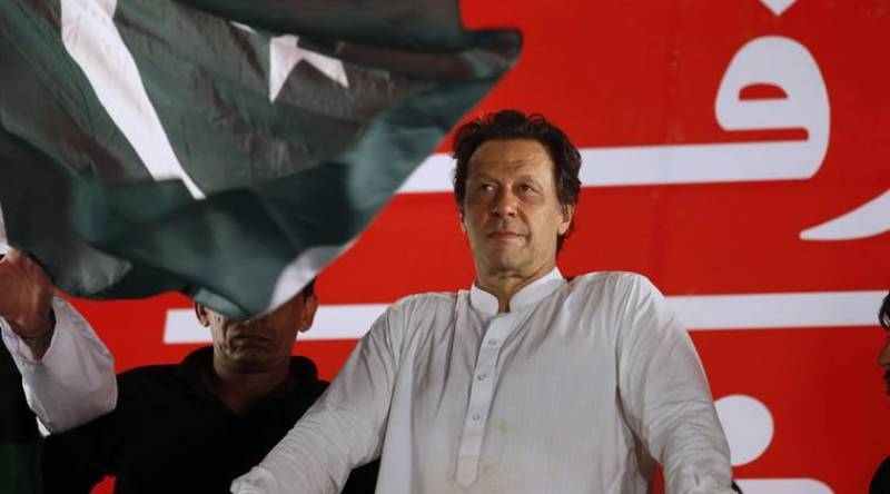 Imran Khan to take oath as PM on August 18: Faisal Javed