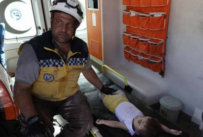 At least 39 including children killed in Syria arms depot blast: monitor