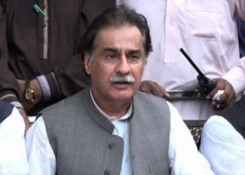 PTI delegation meets Ayaz Sadiq, ensures to address PML-N's reservations