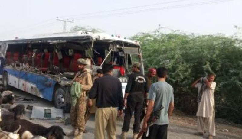 Six FC personnel killed in DI Khan road mishap