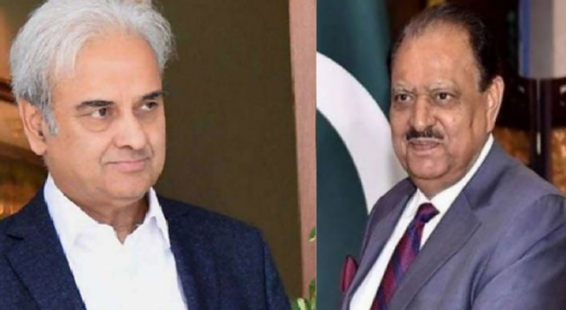 President Mamnoon, PM Mulk felicitate nation on Independence Day