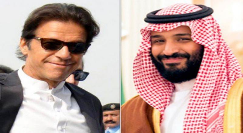 KSA keen to invest heavily in Pakistan, Saudi Crown Prince tells Imran