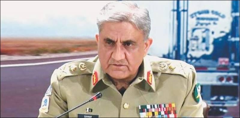 Army Chief Bajwa ratifies death sentence for 15 hardcore terrorists