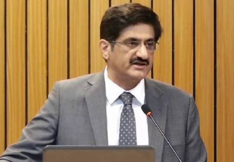 Murad Ali Shah re-elected Sindh CM