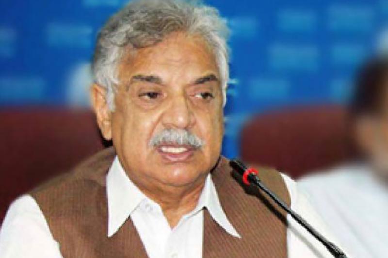 KP Governor Iqbal Zafar Jhagra resigns