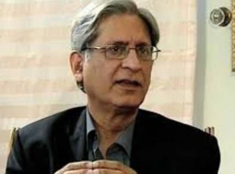 PPP nominates Aitzaz Ahsan as presidential candidate