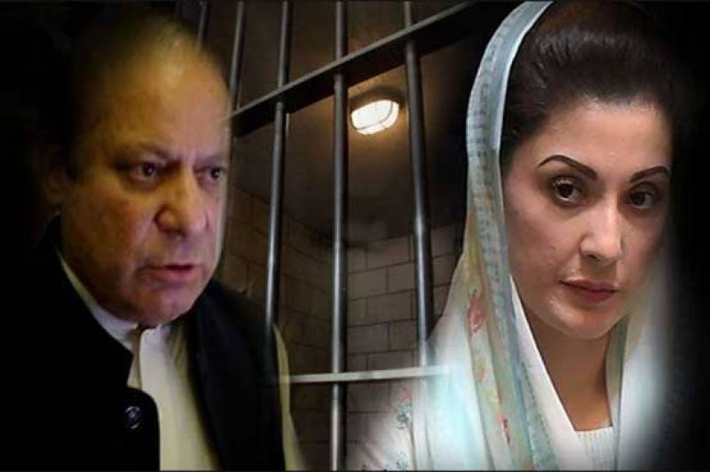 Interior Ministry places Nawaz, Maryam names on ECL