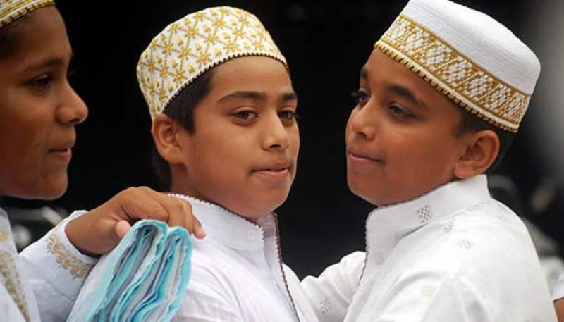 Sunni Bohra community celebrates Eid al-Adha