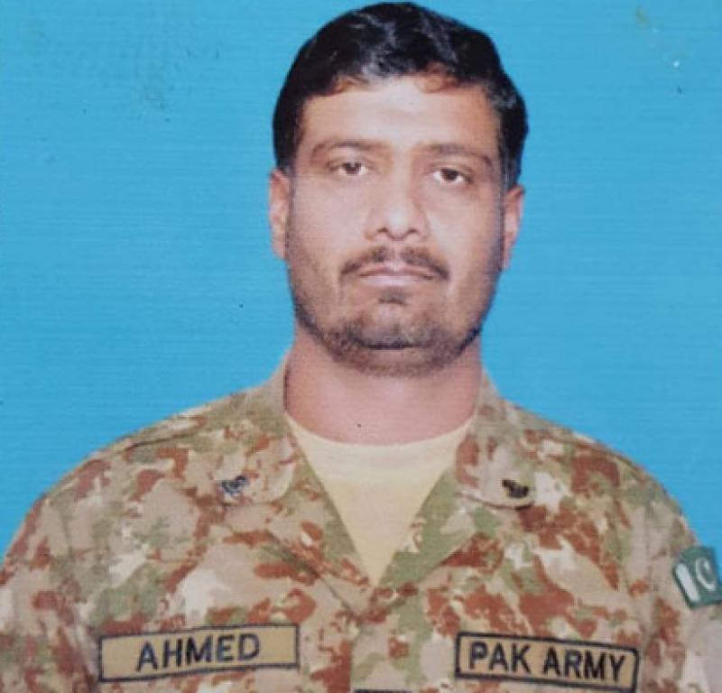 One soldier martyred, three injured in North Waziristan IED blast