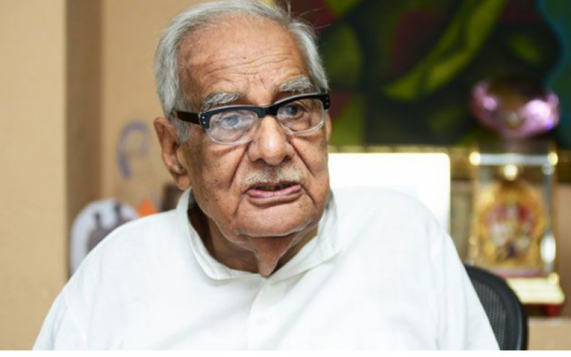 Veteran journalist, peace activist Kuldeep Nayar passes away
