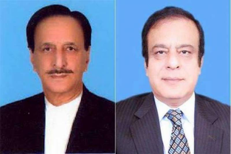 PTI's Shibli Faraz replaces Raja Zafarul Haq as leader of the House in Senate