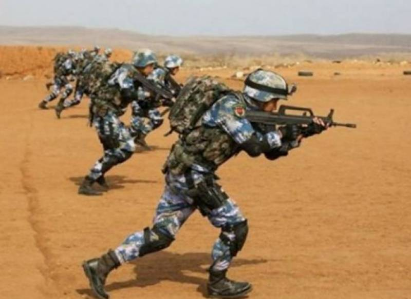 No plan to build military base in Afghanistan: China