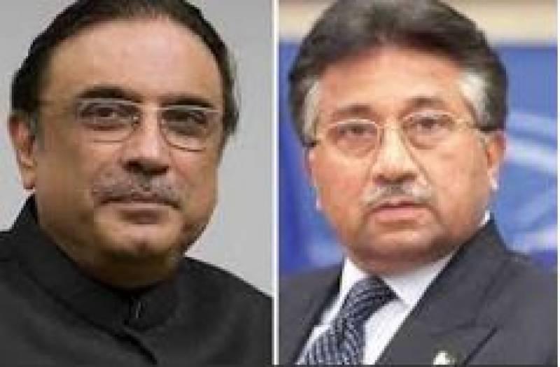 NRO case: SC orders Zardari, Musharraf to submit asset details
