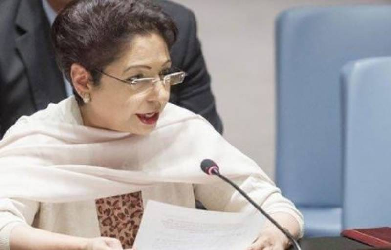 Pakistan urges UN for implementation of Security Council resolutions on Kashmir