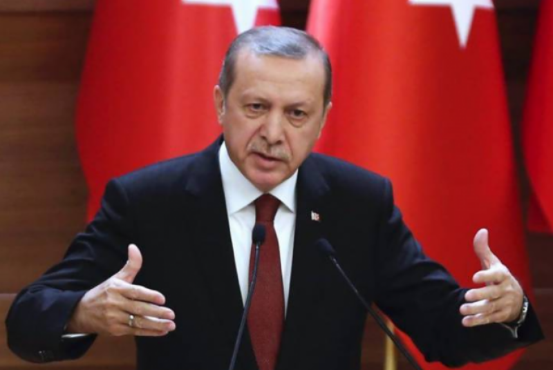 Turkey will buy advanced air defence system from Russia: President Erdogan