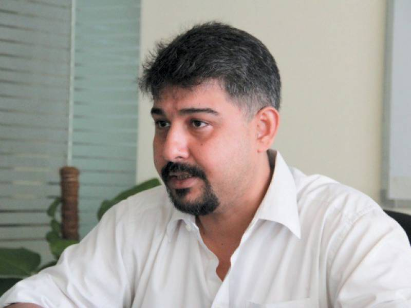 Ex-MNA Ali Raza Abidi resigns from MQM-P