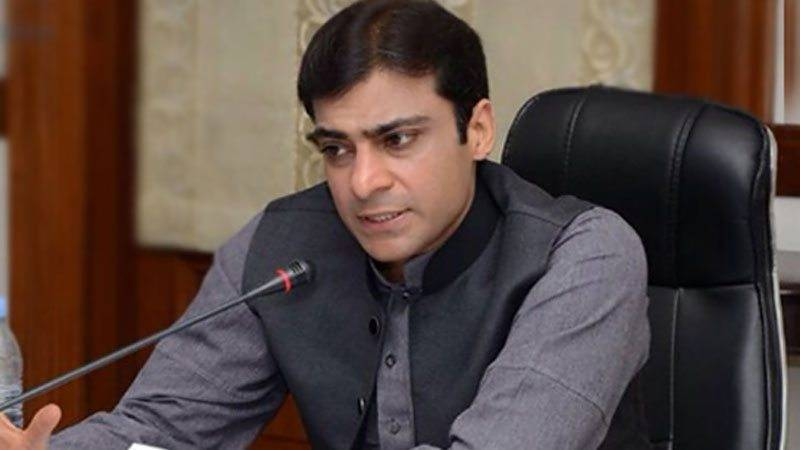 Hamza Shahbaz becomes opposition leader in Punjab Assembly