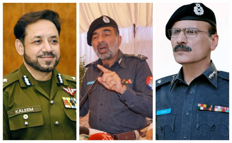 Three provinces get new police chief