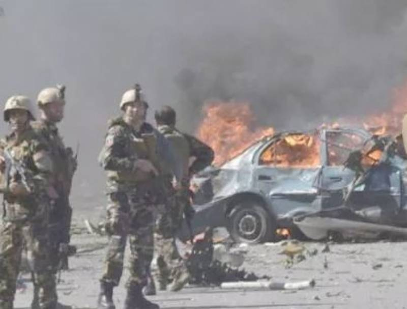 At least 9 killed in attack on Afghan checkpoint