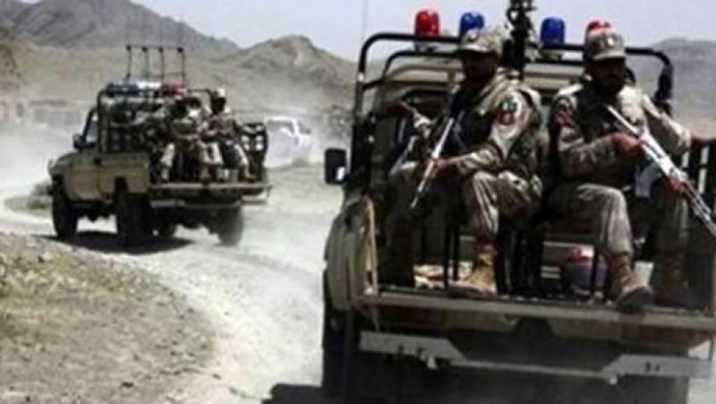 One soldier martyred, four terrorists killed in Awaran operation