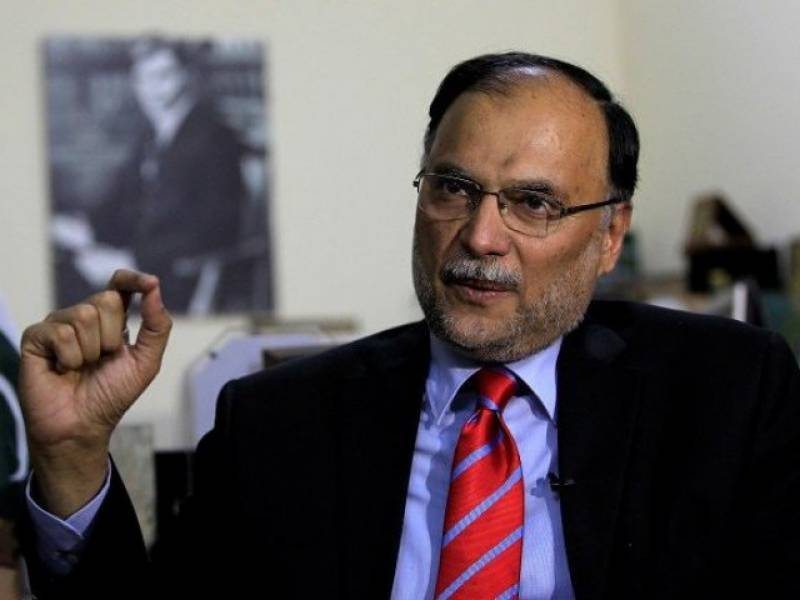 LHC accepts Ahsan Iqbal's apology, withdraws contempt notice