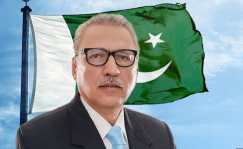 President Alvi to address joint session of Parliament on Thursday