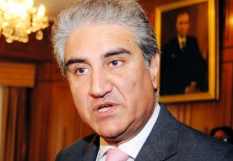 FM Qureshi summons envoy to UK to explain behaviour at IPPA awards