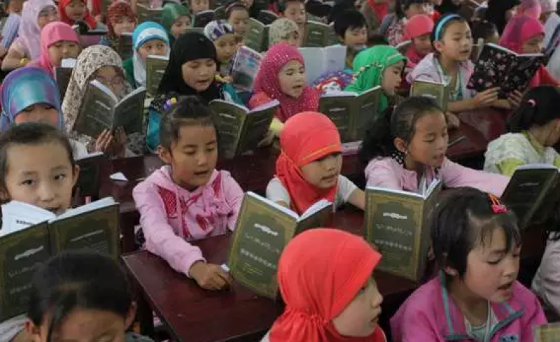 Educating, not mistreating Muslims: Chinese official