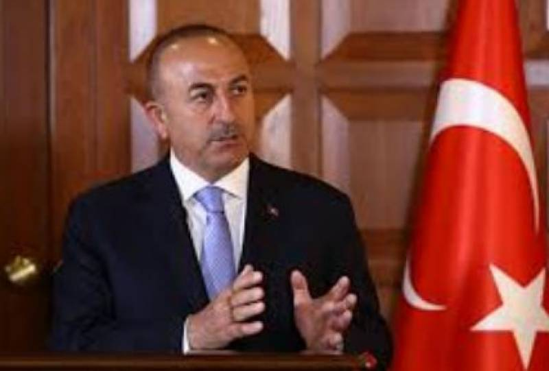 Turkish FM discusses bilateral, defence ties with Qureshi and Bajwa