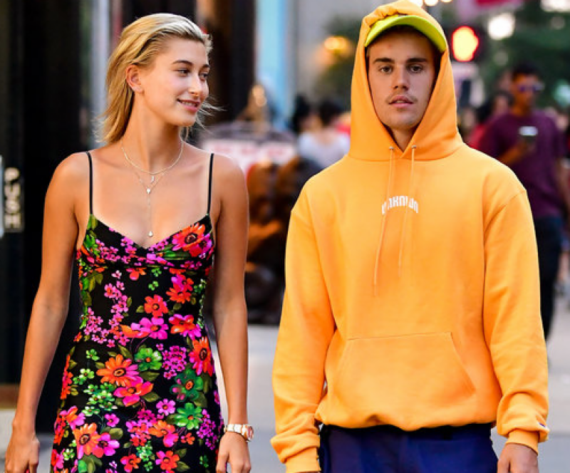 Hailey Baldwin refutes rumors of marriage with Justin Bieber