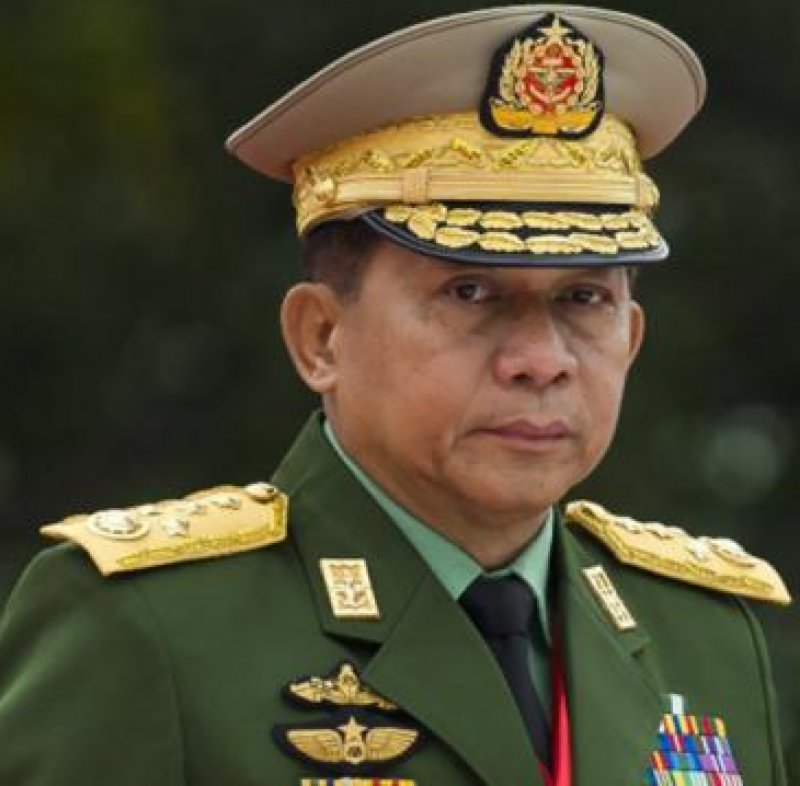 UN has no right to interfere in Rohingya crisis: Myanmar Army chief