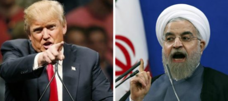 Trump, Rouhani exchange threats and insults at UN General Assembly