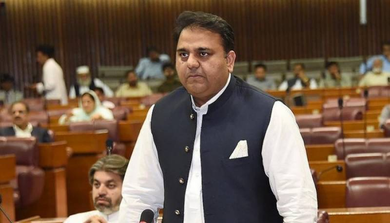 Fawad apologises to opposition over 'derogatory' remarks