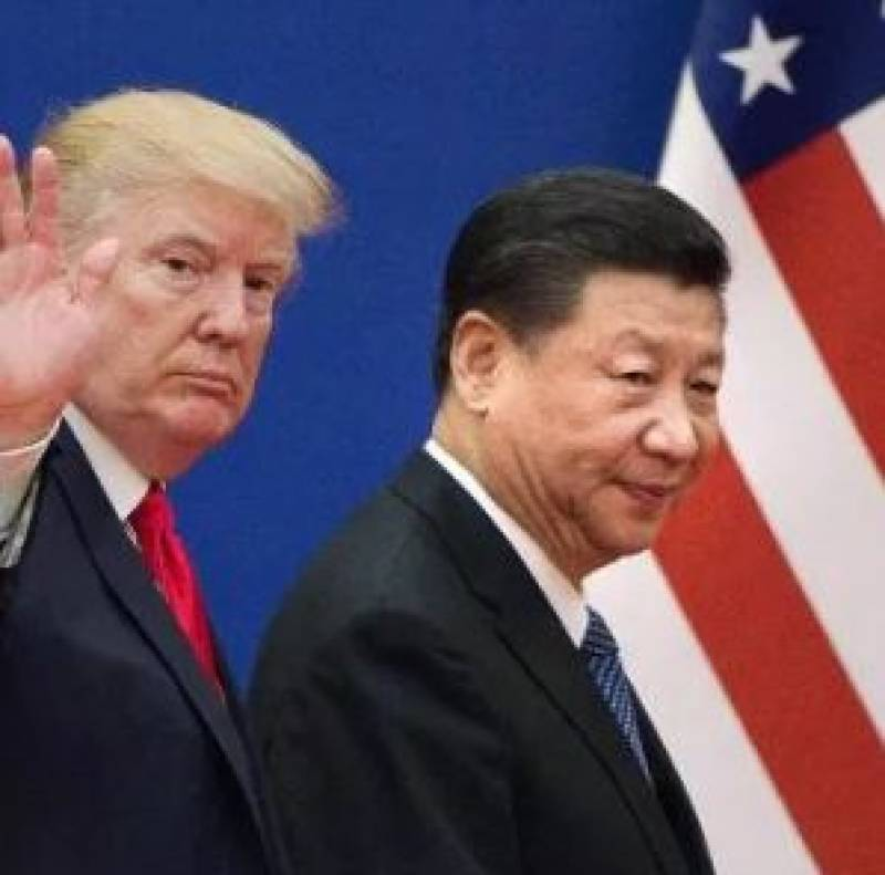 Trump's meddling claims: China urges US to stop 'unwarranted accusations'