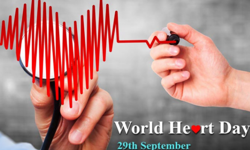 World Heart Day observed across the globe