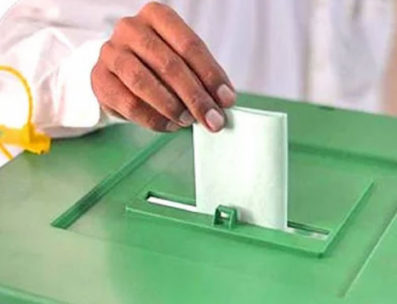 Polling on vacant seat of Senate from Punjab underway