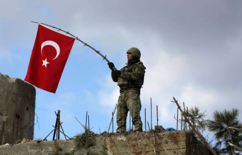 Four Turkish soldiers killed, five wounded in militant attack