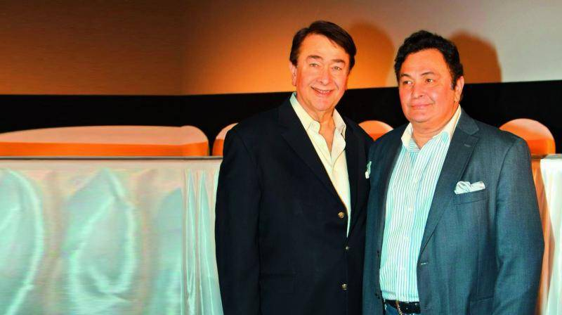 Randhir Kapoor refutes reports of Rishi diagnosed with cancer
