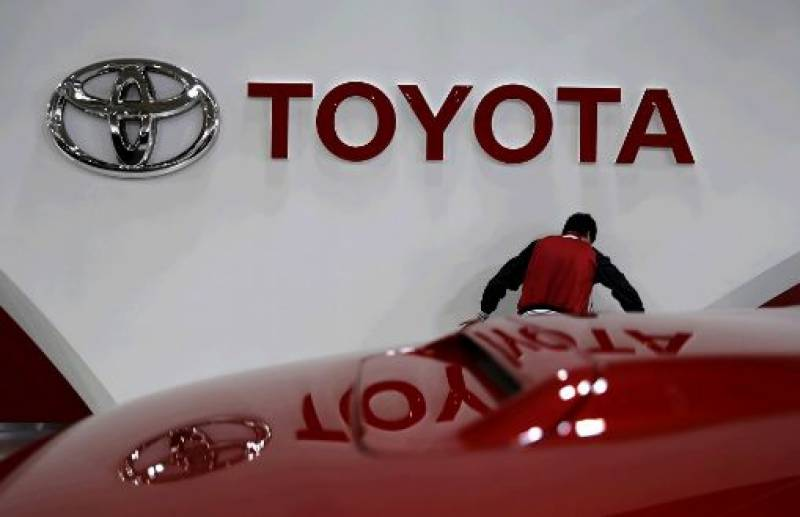 Toyota to recall 2.4 million hybrid cars over fault that causes crashes